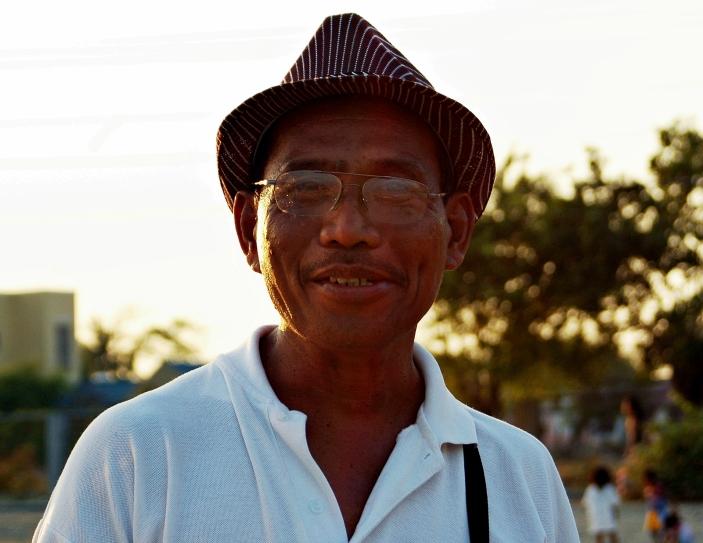 Leonard Diawa, our co-worker