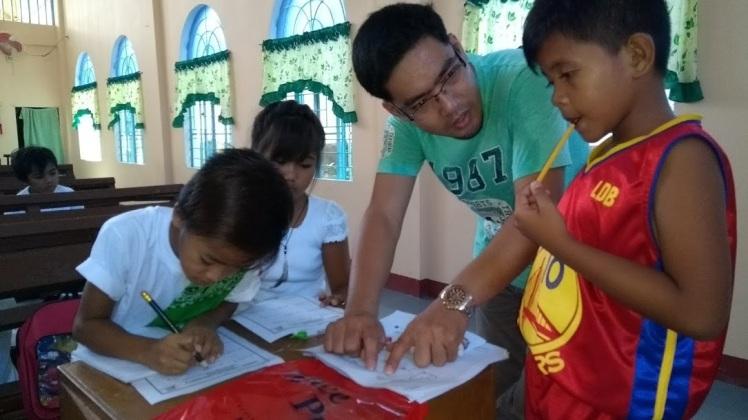 Raymond tutoring